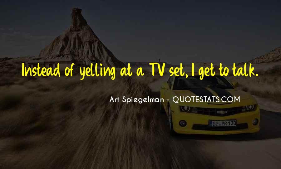Spiegelman's Quotes #288825