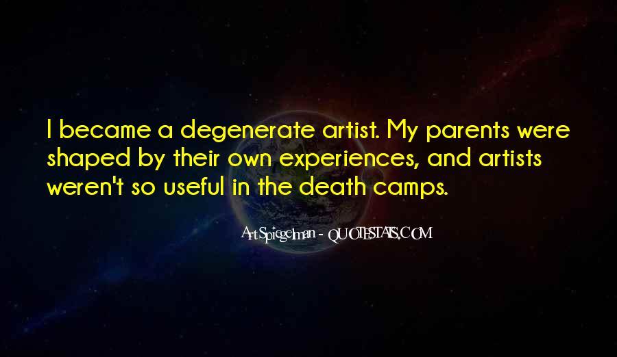 Spiegelman's Quotes #341235
