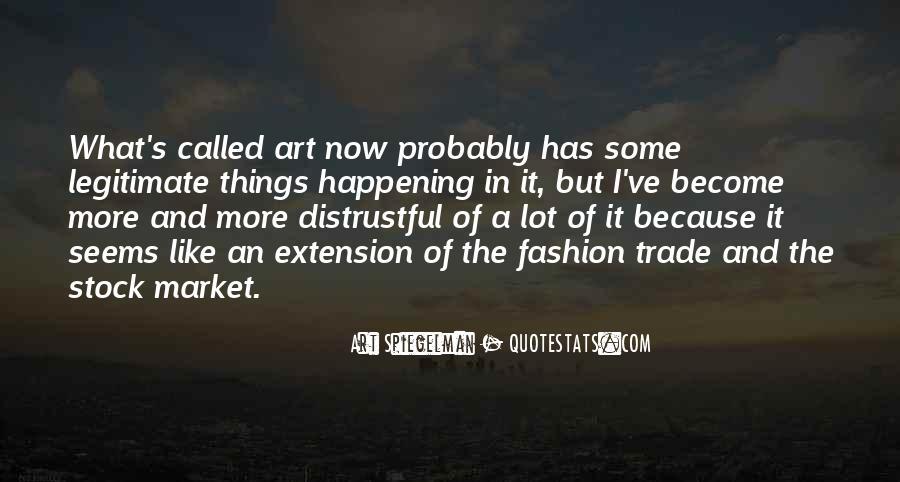Spiegelman's Quotes #35342