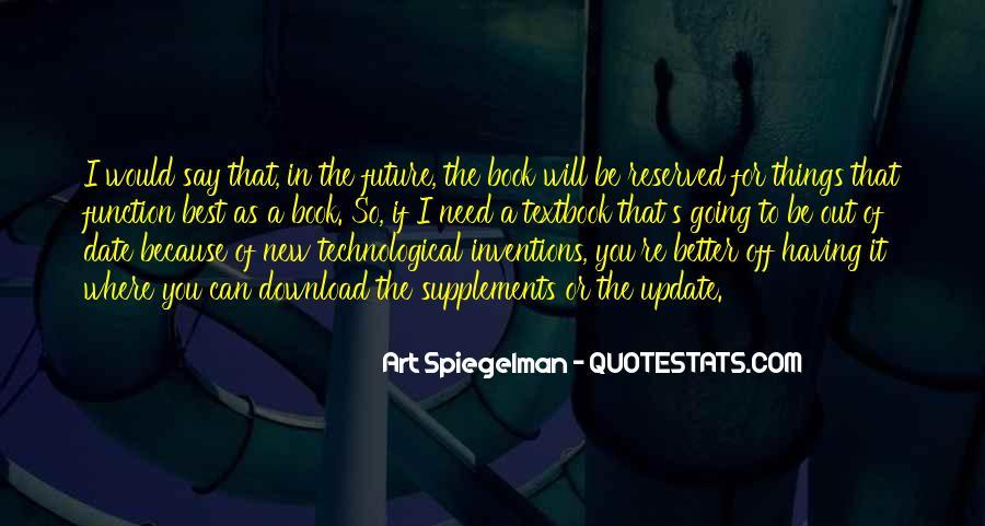 Spiegelman's Quotes #703619