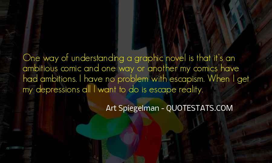 Spiegelman's Quotes #951723