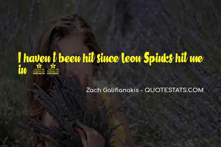 Spinks Quotes #1132849