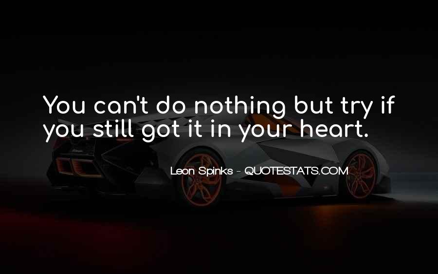 Spinks Quotes #1528658