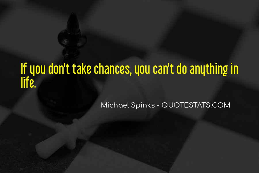 Spinks Quotes #775625