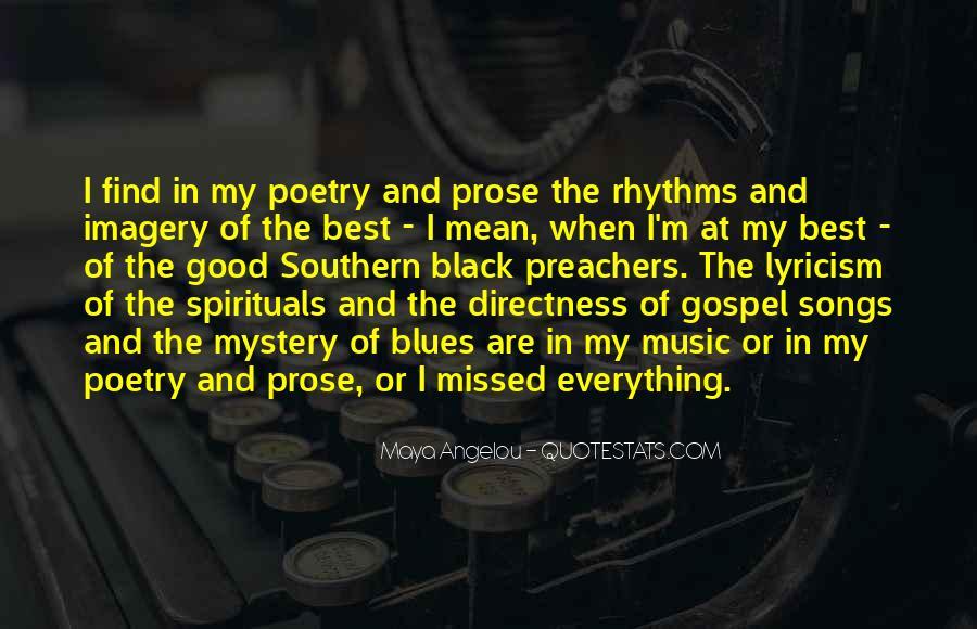 Spirituals Quotes #1253577