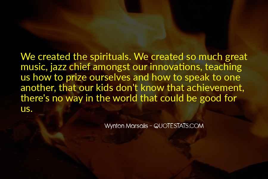 Spirituals Quotes #1284017