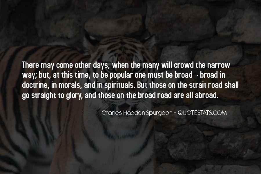 Spirituals Quotes #1486342