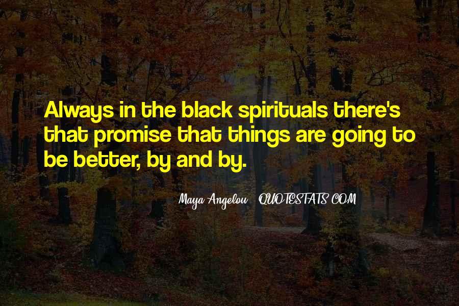 Spirituals Quotes #1498423
