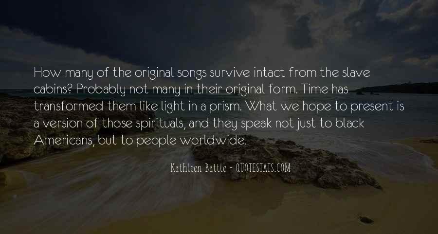 Spirituals Quotes #264432
