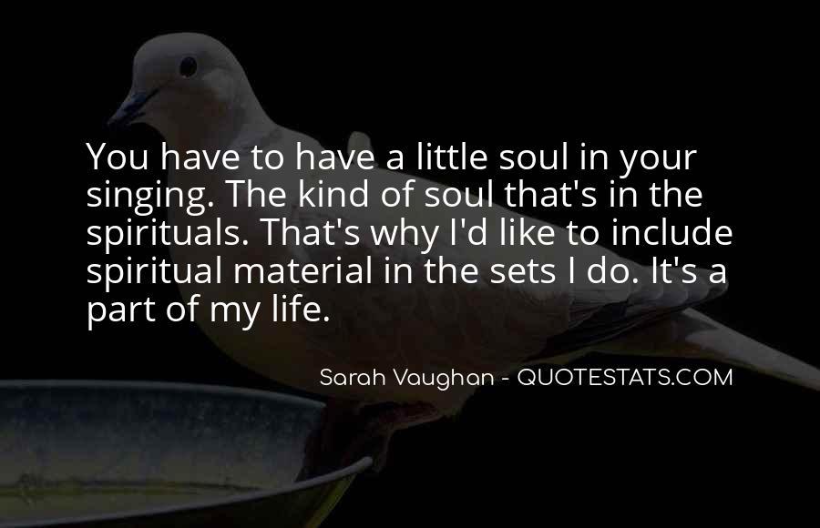 Spirituals Quotes #603618