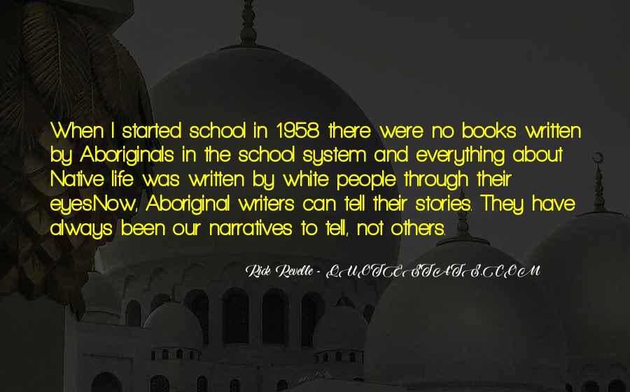 Quotes About Our School System #1006518