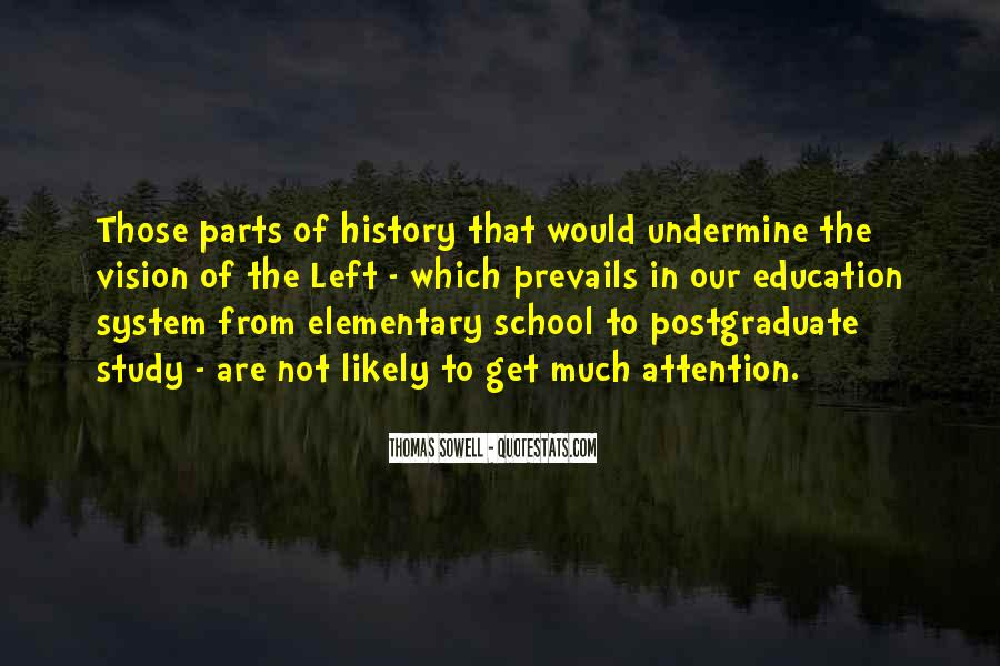 Quotes About Our School System #1009872