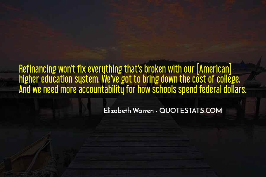 Quotes About Our School System #1048118