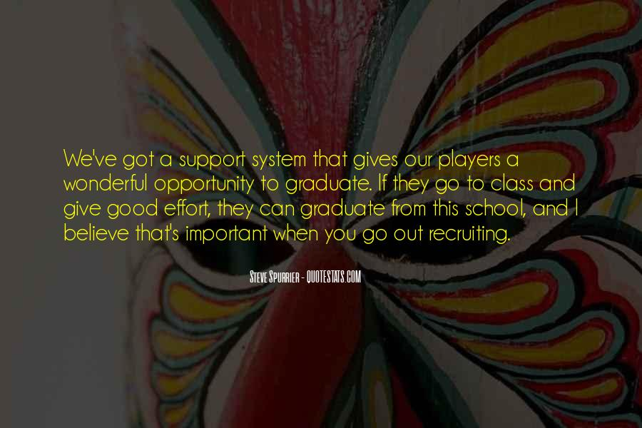 Quotes About Our School System #1685188