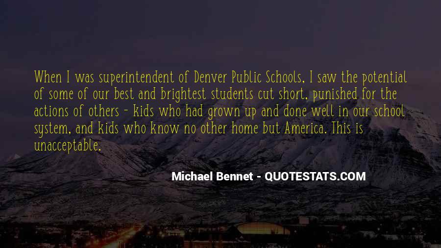 Quotes About Our School System #961378
