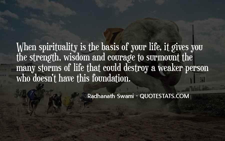 Spoutin Quotes #232781