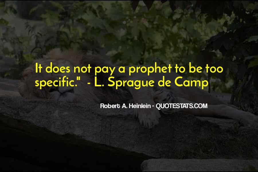 Sprague Quotes #1876964