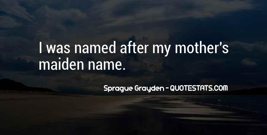 Sprague Quotes #981857