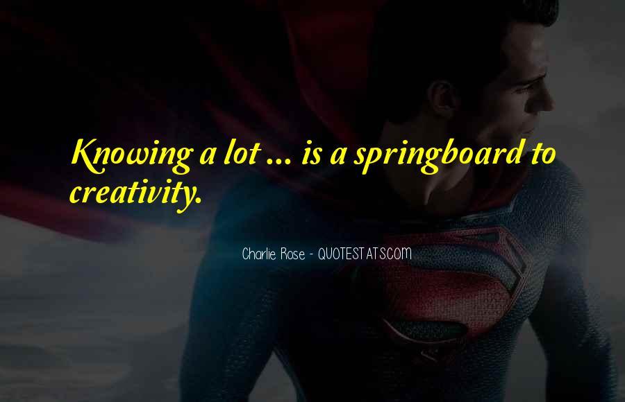 Springboards Quotes #1772539