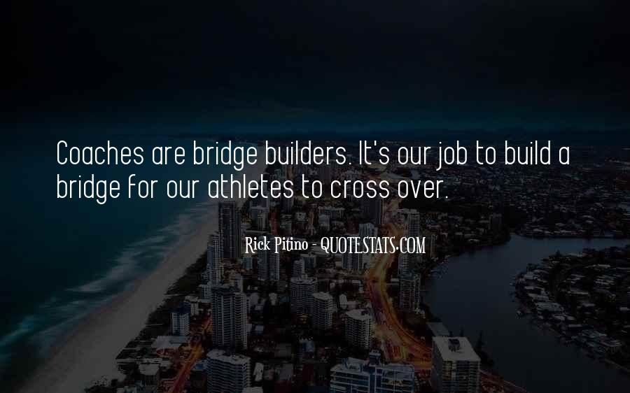 Quotes About Coaches And Athletes #1754004