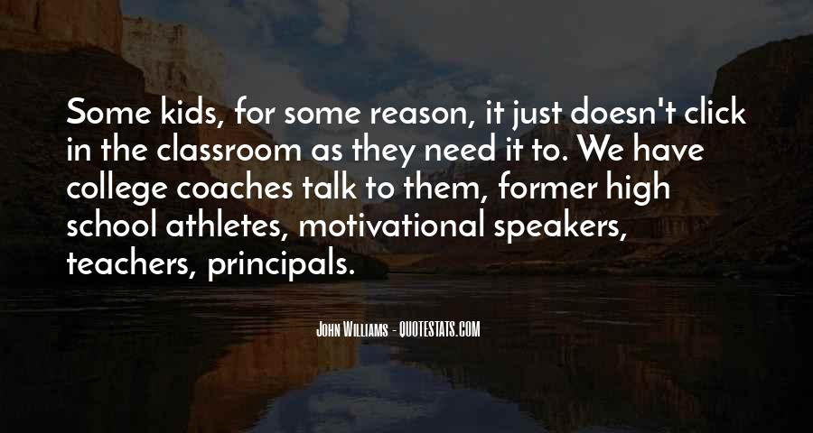 Quotes About Coaches And Athletes #996860