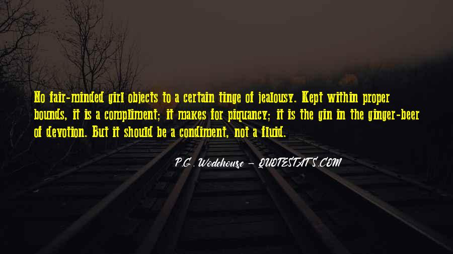 Quotes About A Certain Girl #1753389