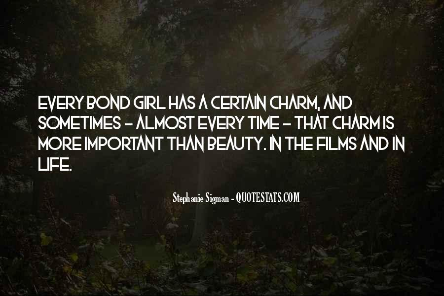Quotes About A Certain Girl #776572