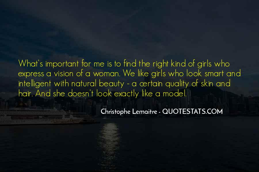 Quotes About A Certain Girl #841807