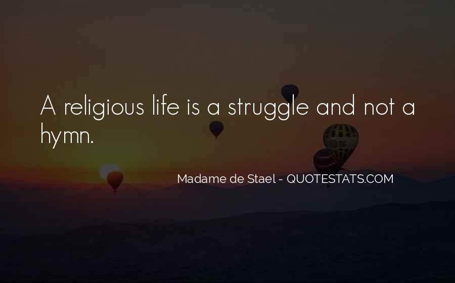 Stael Quotes #149629