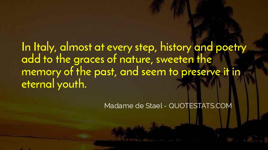 Stael Quotes #170580