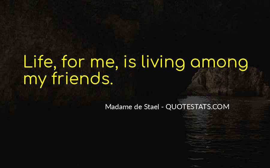 Stael Quotes #300556