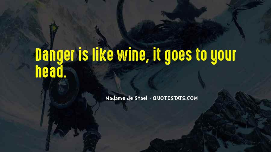 Stael Quotes #362612