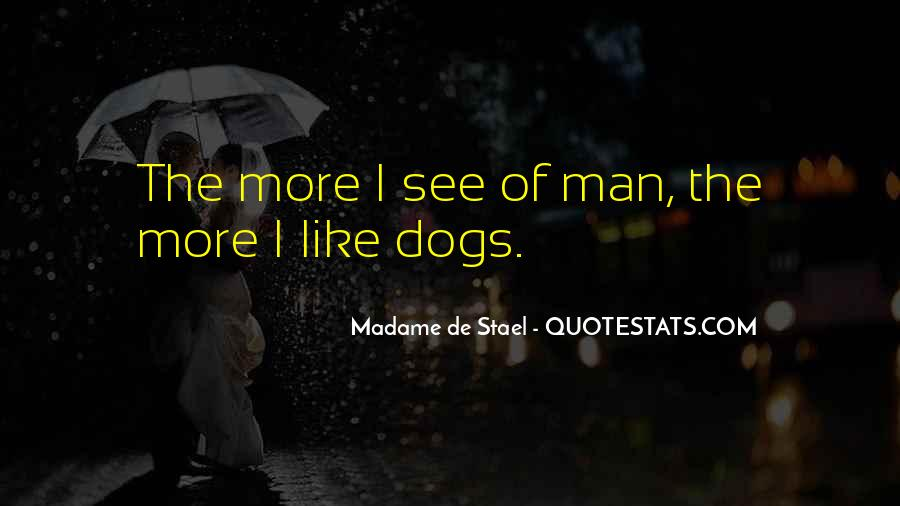Stael Quotes #38324