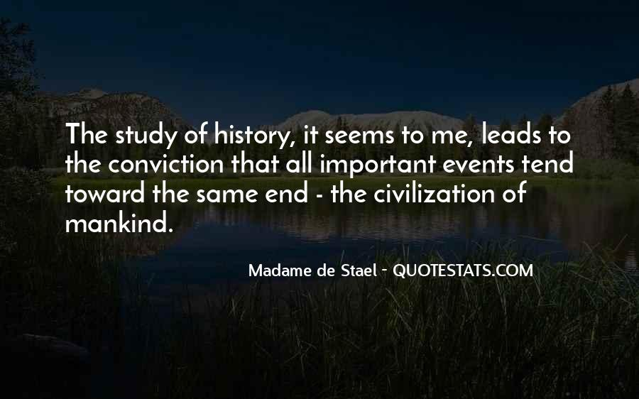 Stael Quotes #593845