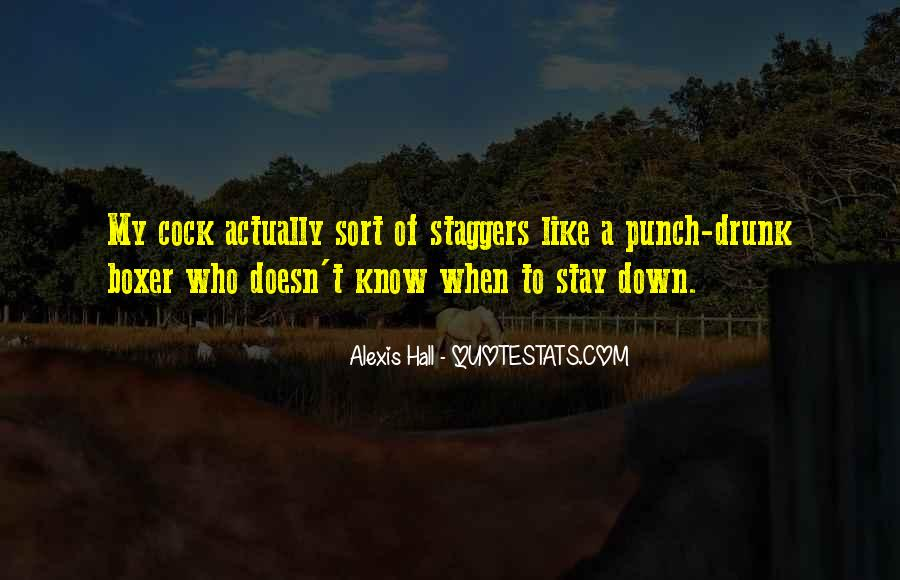 Staggers Quotes #1598274
