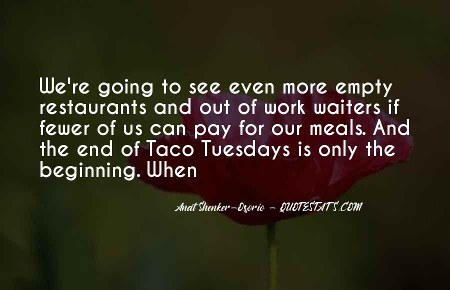 Quotes About Meals #118423