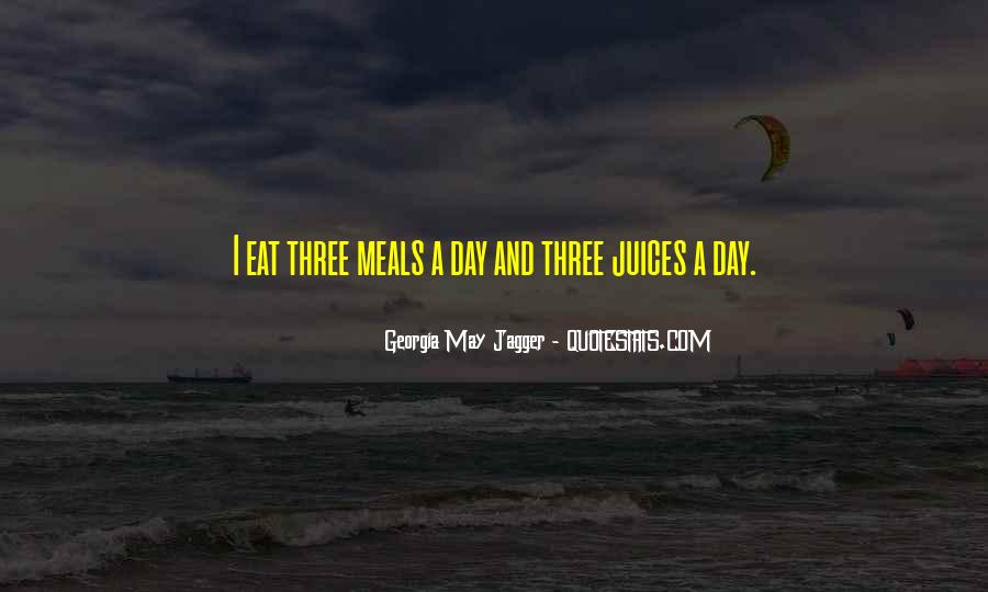 Quotes About Meals #140340