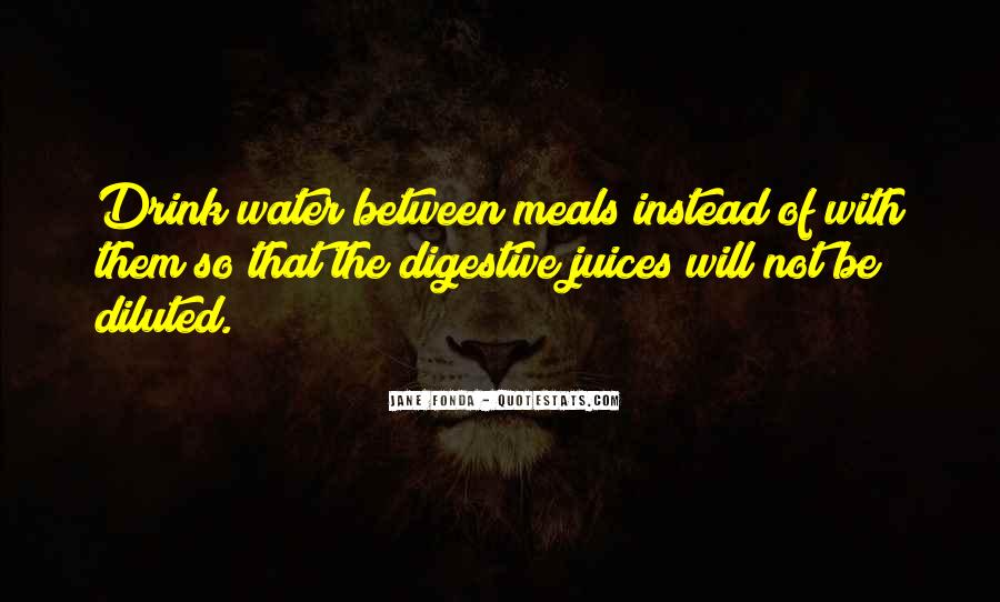 Quotes About Meals #237010