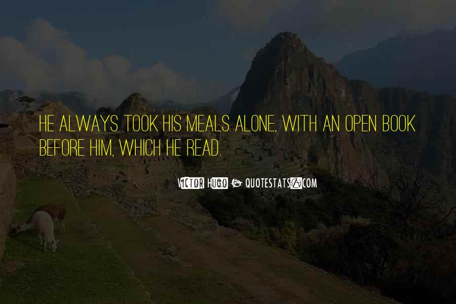 Quotes About Meals #256272