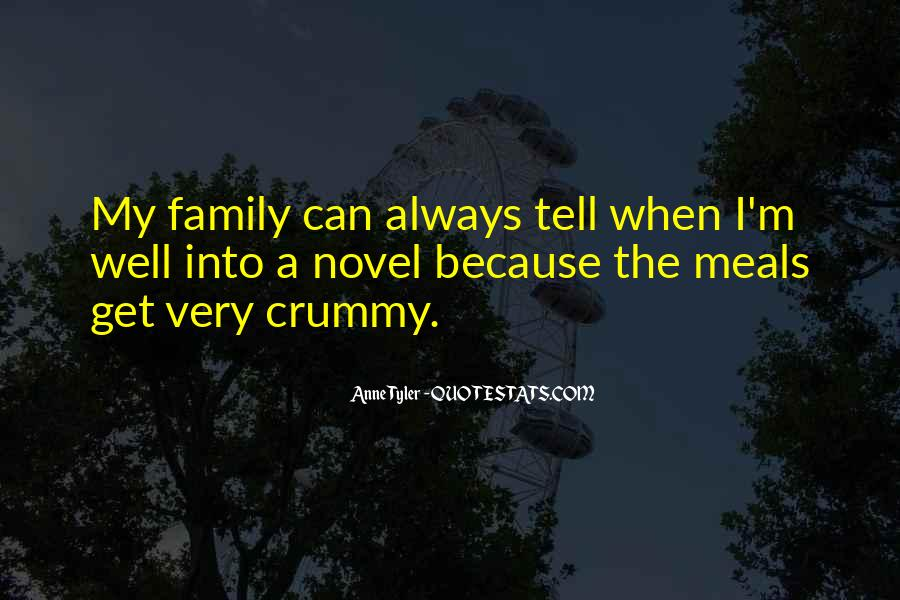 Quotes About Meals #271786