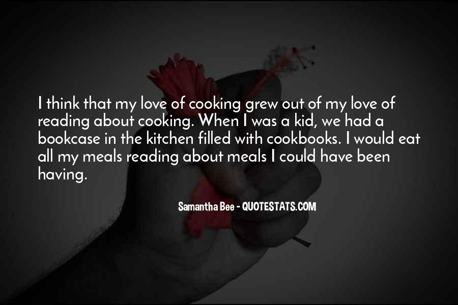 Quotes About Meals #300279