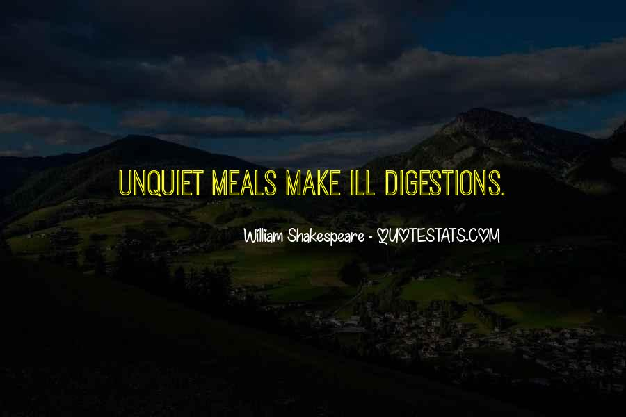 Quotes About Meals #312298