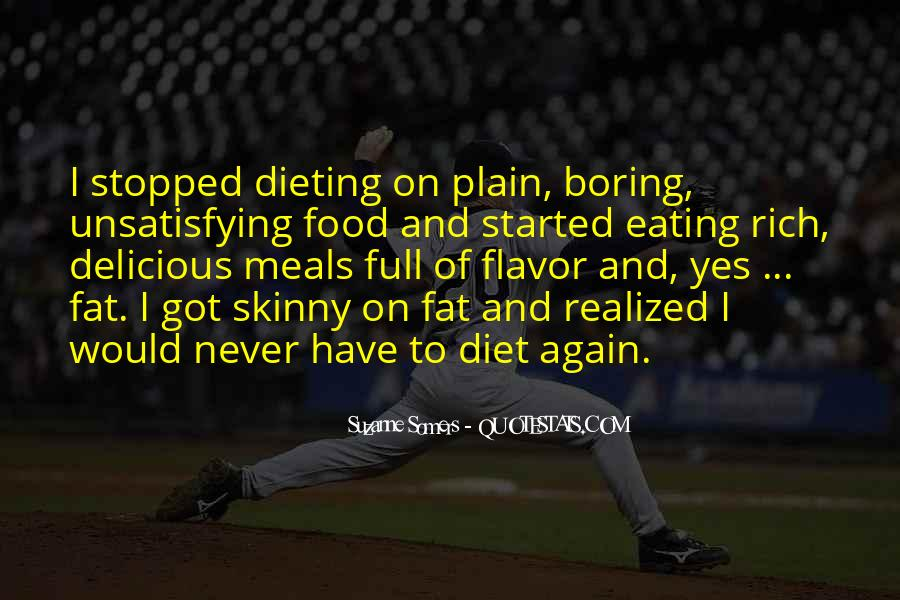 Quotes About Meals #68344