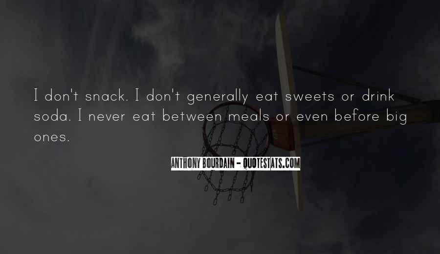 Quotes About Meals #9119