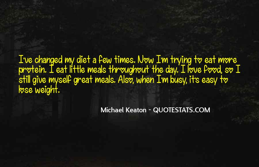 Quotes About Meals #99822