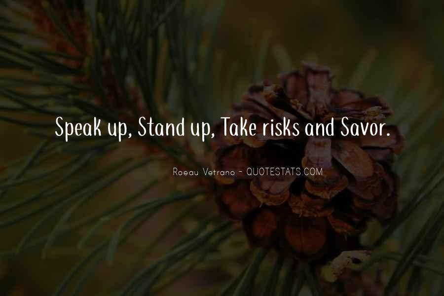 Standand Quotes #1431297