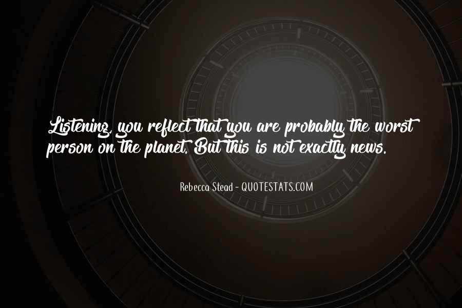 Stanwix Quotes #1810127