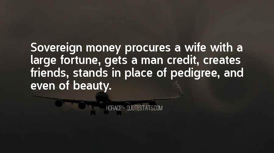 Quotes About Pedigree #1535111