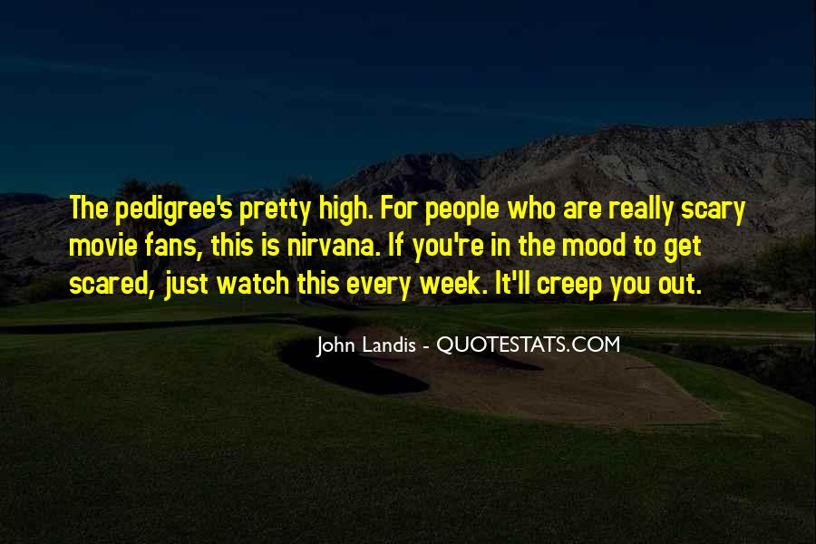 Quotes About Pedigree #1792814
