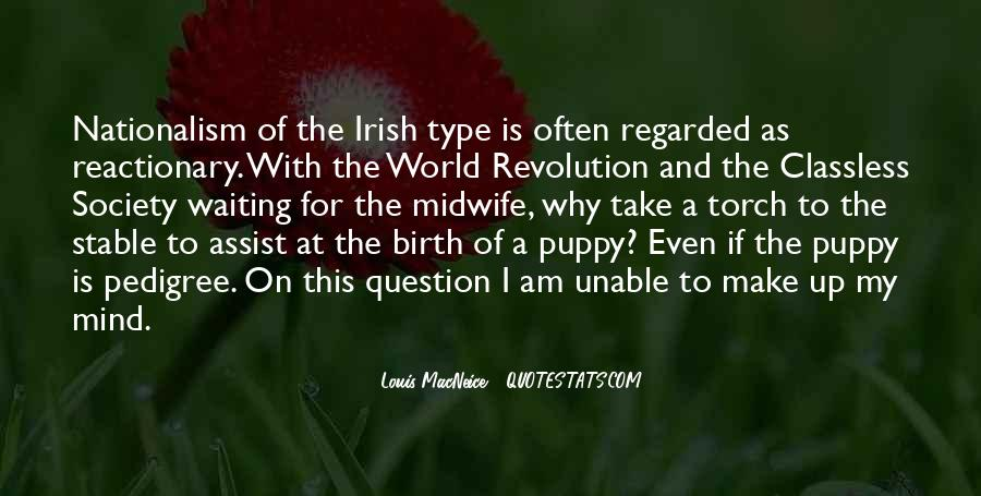 Quotes About Pedigree #706759
